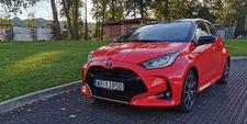 Toyota Yaris samochodem roku 2021