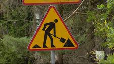 """""""Wydarzenia"""": Nowa droga ledwo powstała, teraz jest demontowana... by potem zostać odbudowana"""